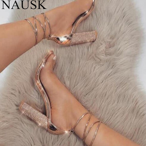 NAUSK 2018 Fashion Women Sanda