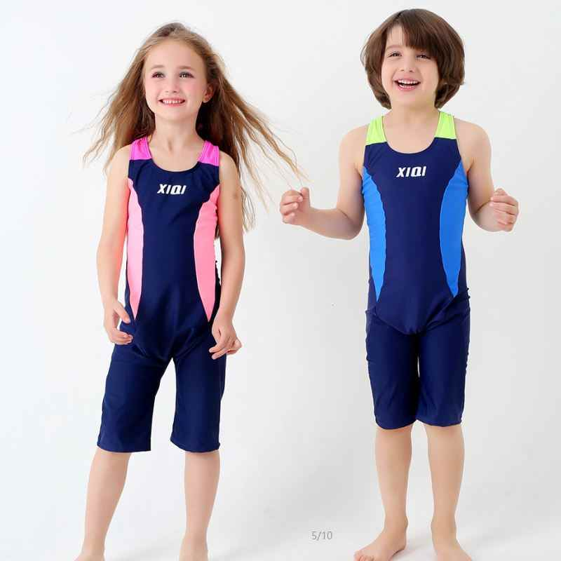 b3bdba2cefb ... Arena competition Boy Girl Bikini 2019 Swimsuit One Piece Swimwear  Child Bathing Suit Kids Swimming Suit