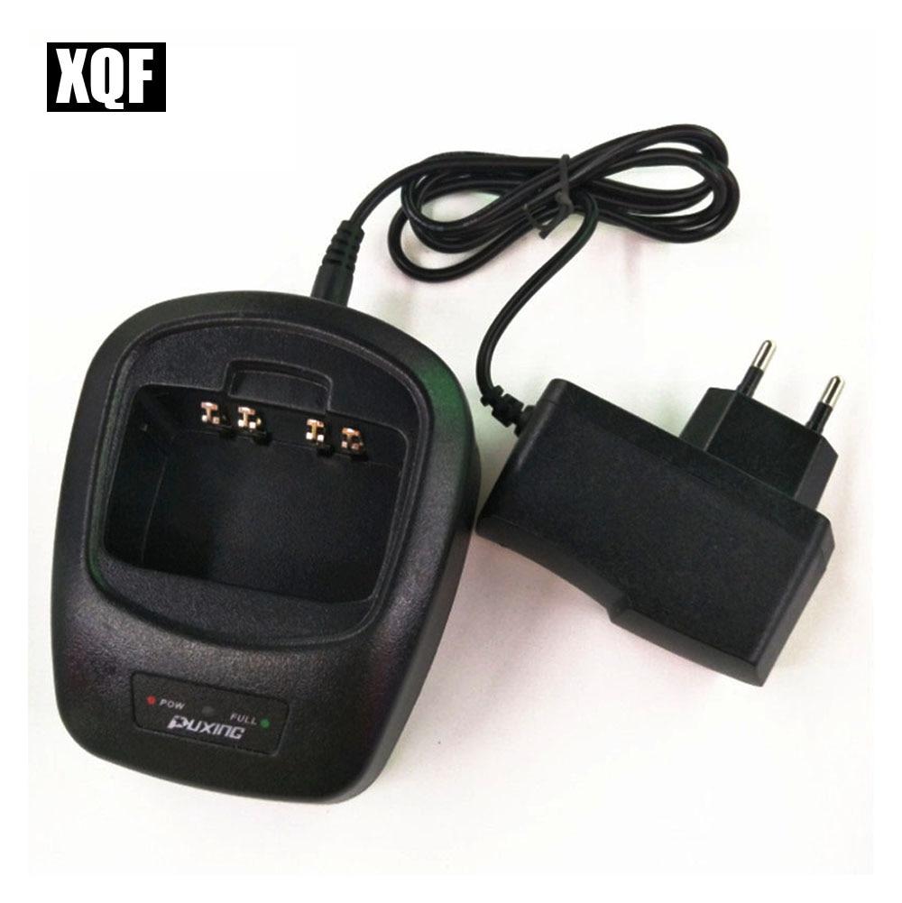 imágenes para Cargador de batería para Walkie Talkie para PUXING PX777/PX888/VEV3288s/XJ928 Ham Radio de Dos Vías