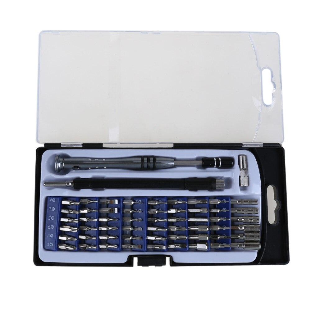 75 in 1 Multi-function Screwdriver Tools Kit for Mobile Phone Computer Electronic Mode DIY Repair Maintenance