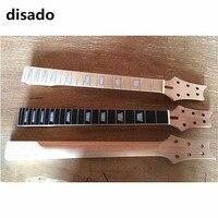 Disado 22 Trastes de Arce Cuello de la Guitarra Eléctrica Partes de Guitarra accesorios para instrumentos Musicales