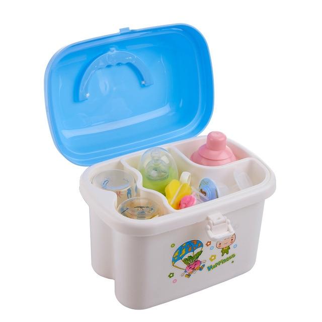 Baby Bottle Storage Box Feeding Cover Bag Bo Holder For Travel