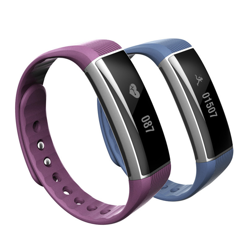 Zeblaze ZeBand BLE4.0 Heart Rate Monitor Smartband IP67 Swimming Mode Sleep Fitn