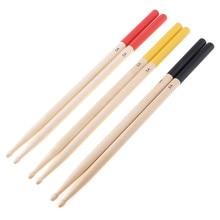2pcs! 5A 7A Maple Drumsticks Professional Wood Drum Sticks Accessories Percussion Instruments Parts & Accessories