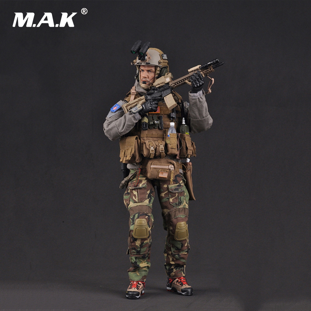 1/6 Scale Soldier Action Figure US Army SFG Special Operations Group Figure Model Toys for Collection zh005 1 6 scale knights of malta ancient medieval action figure soldier type 12 figure body for collection gift