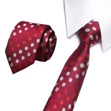 Formal Standard Size Necktie 3.15inch Groom Gentleman Ties Men Wedding Party Polyester Gravata 8cm Width