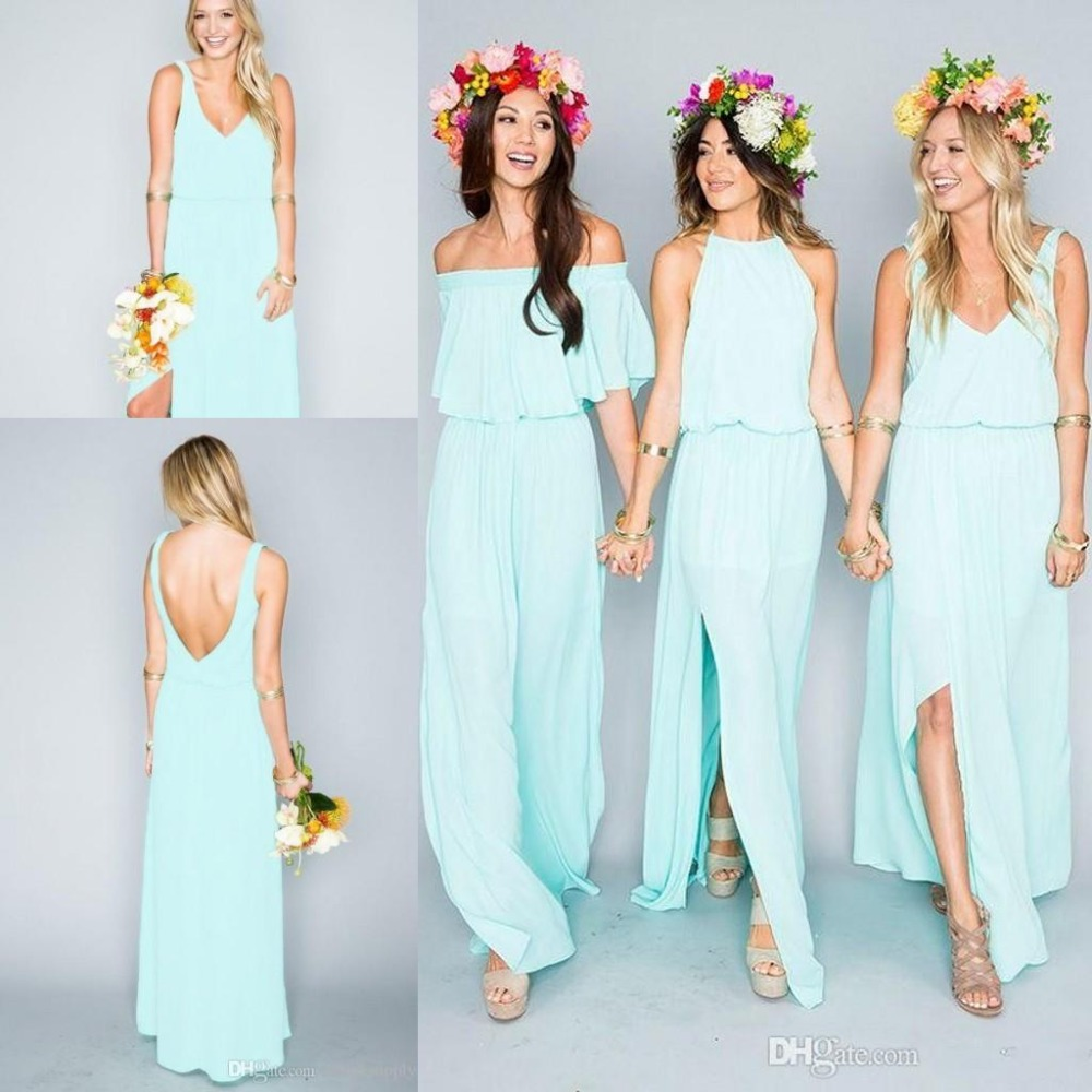Popular Bohemian Bridesmaid Dress-Buy Cheap Bohemian Bridesmaid ...