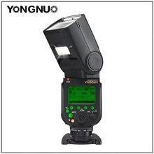 YONGNUO YN968N Wireless Flash Speedlite TTL 1/8000 Ausgestattet mit LED für Nikon DSLR Kompatibel mit YN622N YN560
