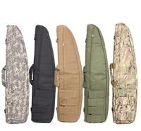 47 Sniper Airsoft Dual Rifle Gun Hunting Bag Pack Tactical Waterproof Rifle Storage Case Backpack Military Gun Bag Shooting