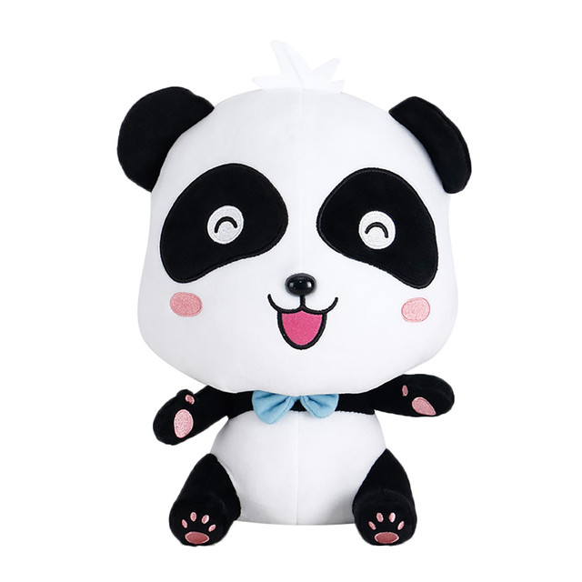 Lovely Soft Panda Animal Doll Stuffed Plush Toy Home Party Wedding Kid Gift Cute Pada plush stuffed doll toys