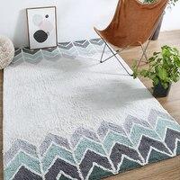 Бытовая ватная одежда для гостиной Европейский семейный мягкий стол коврики для пола детский коврик для комнаты коврики для спальни.