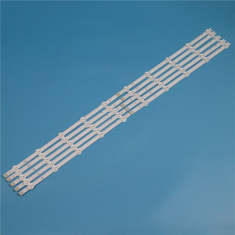 Faixas de Luz Kit para lg Lâmpadas Backlight Strip 42ln575s 42ln575r-ze 42 Inchs tv Array Tiras Barras 10 820mm Led