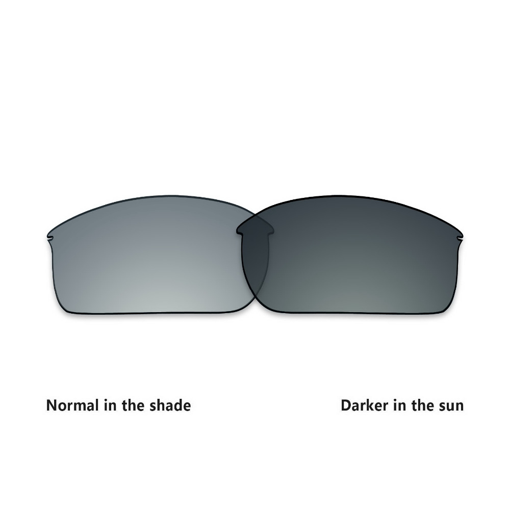86cb2a79f4 ToughAsNails Polarized Replacement Lenses for Oakley Wiretap Sunglasses  Photochromic Grey-in Accessories from Apparel Accessories on Aliexpress.com  ...
