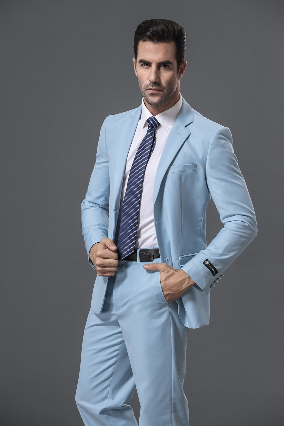Aliexpress.com : Buy 2016 New Design Wedding Men Suits Slim Fit