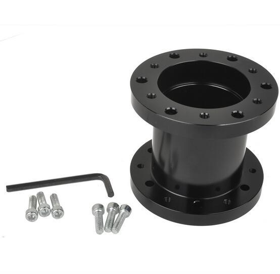 Nieuwe 7.5 Cm Hoogte Aluminium Auto Stuurnaaf Boss Kit Adapter Spacer Wees Nieuw In Ontwerp