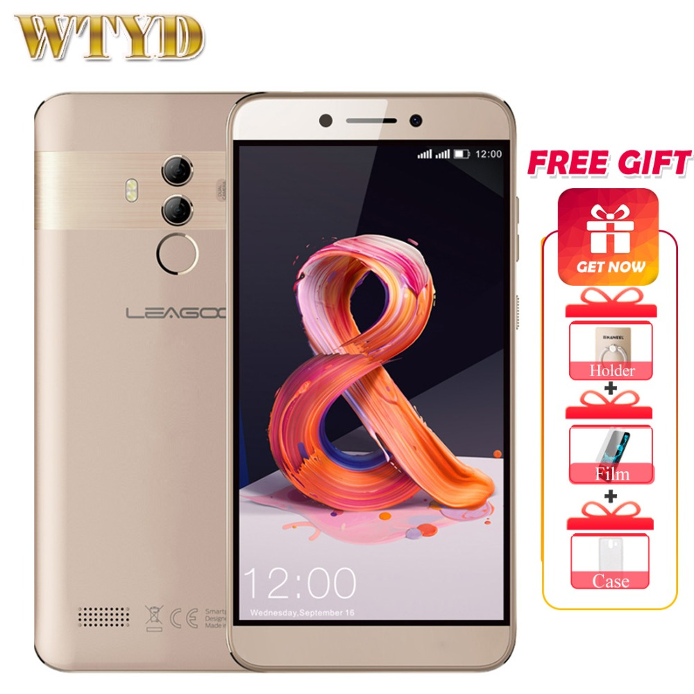 LEAGOO T8s 4G Mobile Phone 5 5 FHD 16 9 1920 1080 RAM 4GB ROM 32GB