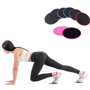 Yoga Slide Gliding Fitness Disc Circle Tranning Slider Body Building Excercise Sliding Plates Sport Shaping Tools 2pcs/4pcs