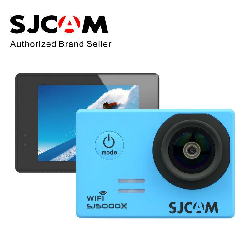 Prix pour D'origine SJCAM SJ5000X elite Édition 4 K 24FPS Gyro sport Action Caméra full HD NTK96660 étanche sport caméra vidéo 4 K