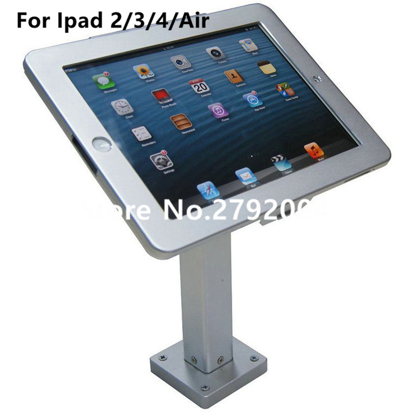 for ipad 2/3/4/air/pro 9.7 wall mount anti-theft enclosure holder safe bracket display on retail storefor ipad 2/3/4/air/pro 9.7 wall mount anti-theft enclosure holder safe bracket display on retail store