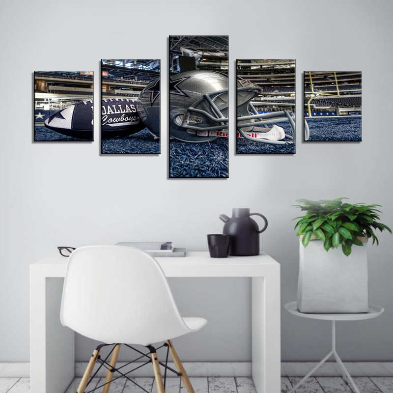 Painting Wall Art Nfl Sport