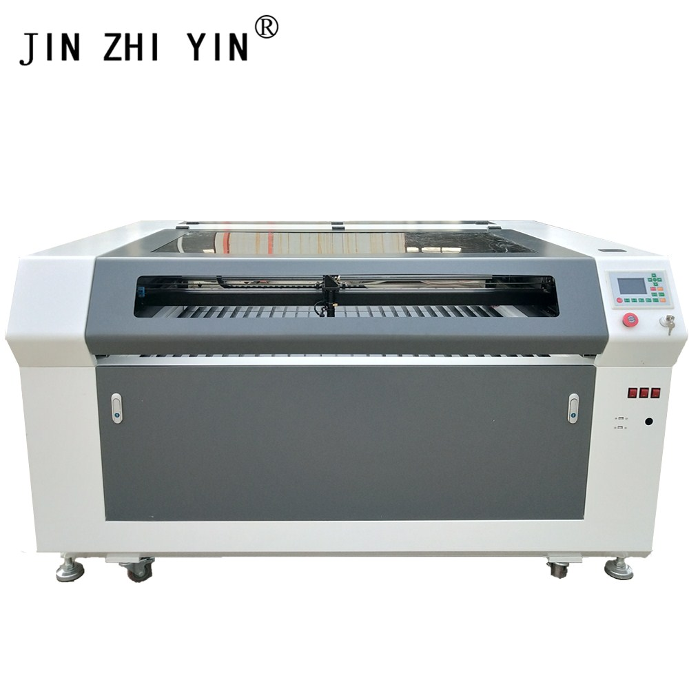 80W Co2 Laser Engraving Machine For Wood 1390 Laser Engraver Ruida Controller 57 Stepper Motor