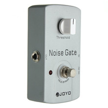 JF-31 Noise Gate Effect Pedal True Bypass Design Electric Guitar Musical Stringed Guitar Accessories Hight Quality