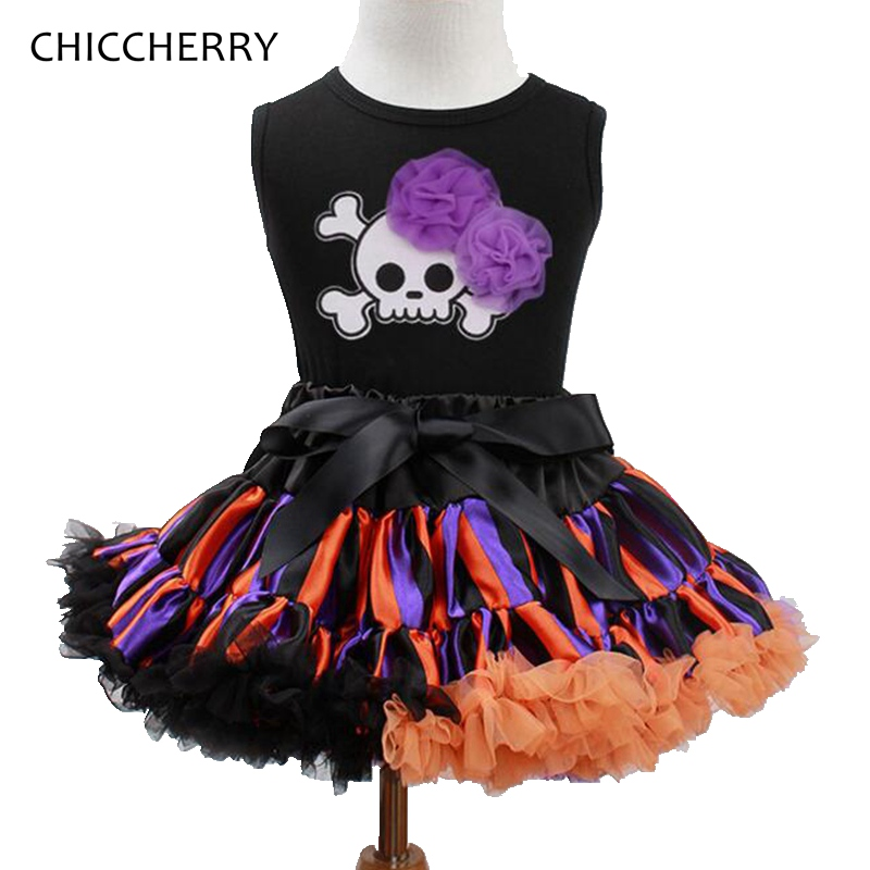 Pirates Baby Halloween Costume Girls Clothing Sets Tops Lace Tutu Skirt Party Toddler Girl Halloween Outfits Children Clothing baby watch наручные zip pirates 600533