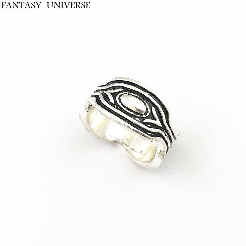 FANTASY UNIVERSE darmowa wysyłka sprzedaż hurtowa 20 szt dużo czarna pantera pierścień SSJSCVC01 w Pierścionki od Biżuteria i akcesoria na  Grupa 1