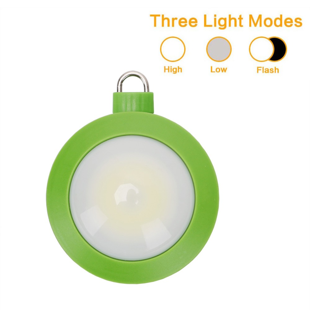 Portable Outdoor Hanging 16-LED Camping Lantern 2 Modes LED Magnetic Camp Lights Lamp Camping Tent Fishing Light with Magnet