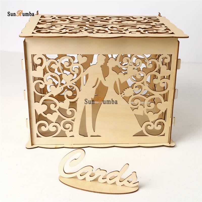 Wedding card box MUW-331-04