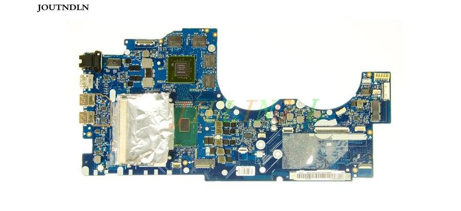 US $366 66 10% OFF|JOUTNDLN FOR Lenovo Y700 Y700 17ISK Laptop motherboard  5B20K37628 NM A541 With i7 6700HQ CPU HM170 GTX 960M 2GB DDR4-in Laptop