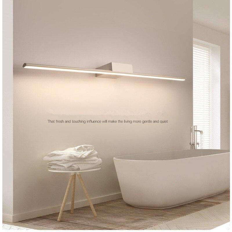 Make-up Spiegel Dressing licht Badkamer Wandlamp Badkamer Verlichting Moderne Make GELEID Spiegel Lamp Voor Barbershop Kaptafel
