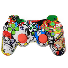 Wireless Gamepad for Sony Playstation 3 controller dualshock Vibration Gamepads Remote Comaptible PC mobile