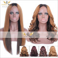 5A Glueless Ombre Lace Front Human Hair Wigs Ombre Full Lace Human Hair Wigs For Black Women Human Remi Hair Wigs