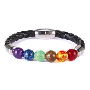 Bracelet Chakra Pour Homme