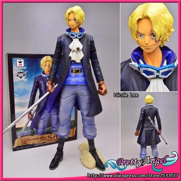 Original Banpresto One Piece Master Stars Piece Action Figure - Sabo Special Ver. babyhit fix one stars