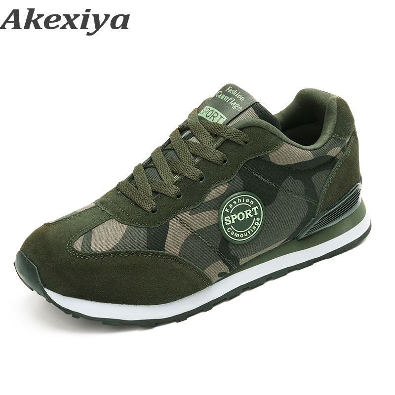 Women And Men Sneakers Camouflage Unisex Outdoor Athletic Sport Travel Shoes Comfortable Running Shoes Sales