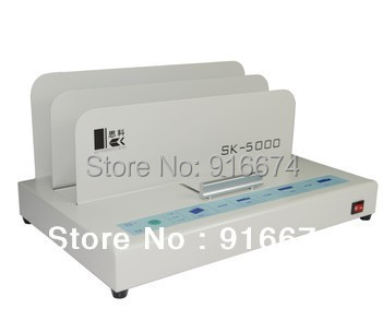 цена на Fast Free shipping Promotion PERFECT HOT Book Binder Binding Machine 500 sheets
