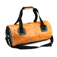 25L Outdoor Waterproof Impermeable PVC Travel Bag For Sports Dry Water Proof Swimming Surfing Shoulder Swim Gym Bag