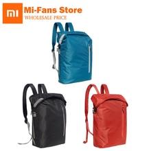 Xiaomi 90 Рюкзаки Мода Многофункциональный 20L нейлон Ткань человек женщина рюкзак саквояж мини спорт для отдыха фотокамеры