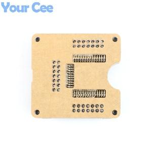 ESP8266 ESP-WROOM-32 ESP32-WROVER Девелопмент испытательный прибор для сжигания инструмент для ESP-12F ESP-07S