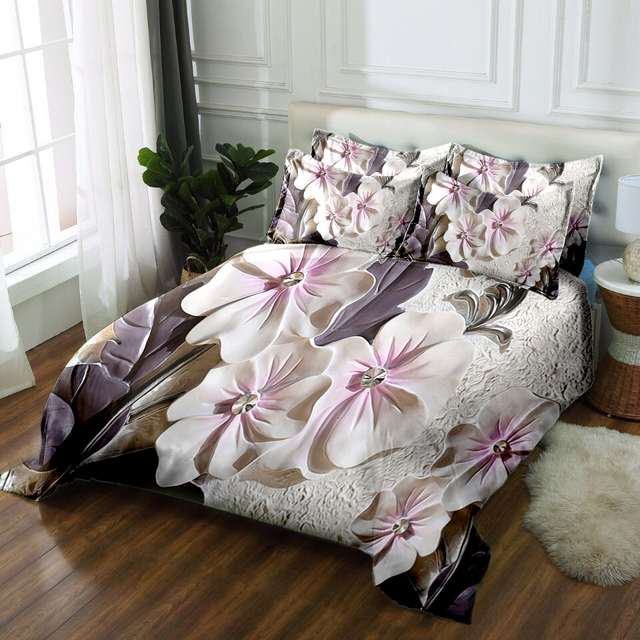 Luxury and Creative 3D Bedding set