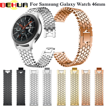 22mm Metal Watch Bracelet For Huami Amazfit Pace Stratos Strap For Huawei Watch GT Honor Magic Dream Band For Samsung Gear S3 цена в Москве и Питере