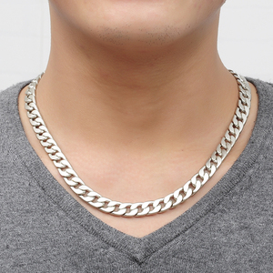 New Brand Cool Men Necklace Al