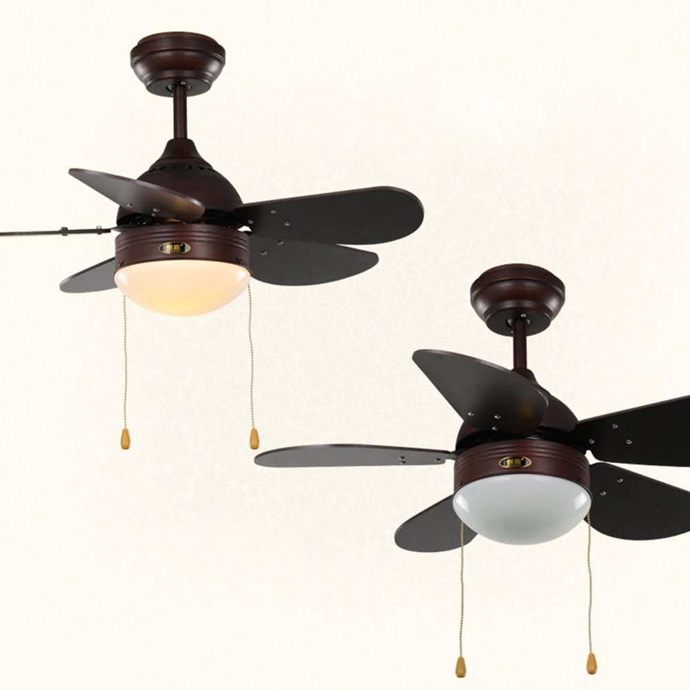 Led Ceiling Fan Study Lamp Ventilador