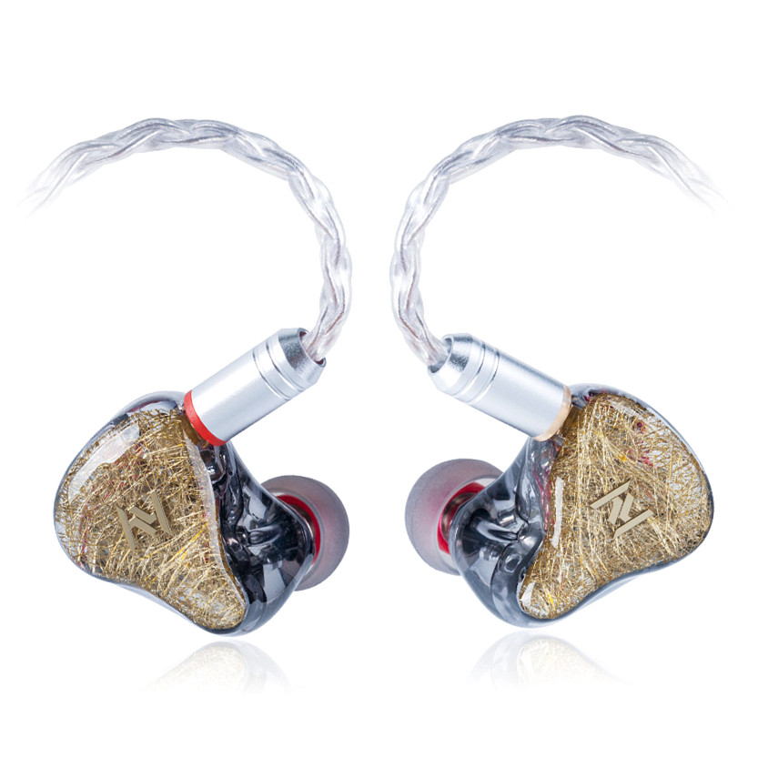 Yinyoo YQ10 10BA in Ear Fone de Ouvido Feitos de Armadura Balanceada Em Volta Da Orelha Fone de Ouvido Fone de Ouvido Auriculares Com MMCX Cabo Atualizado