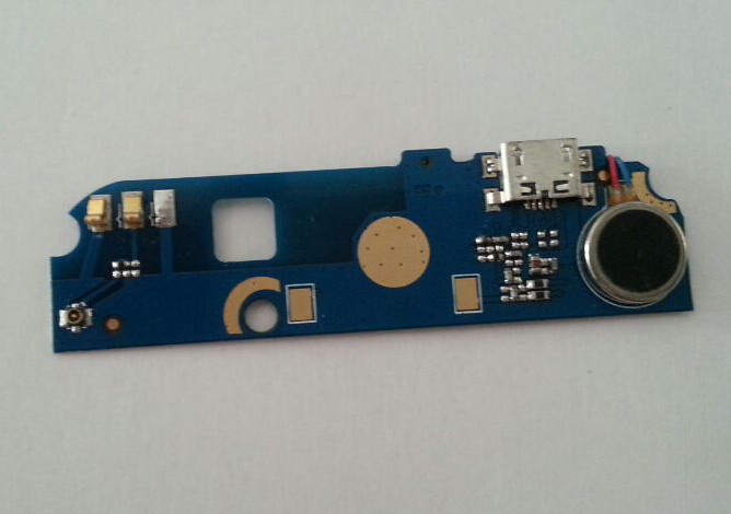 For Highscreen Thor Micro USB Charger Dock PCB Sub board with Buzzer USB Charging DC Connector Parts Free Ship highscreen highscreen 4 usb