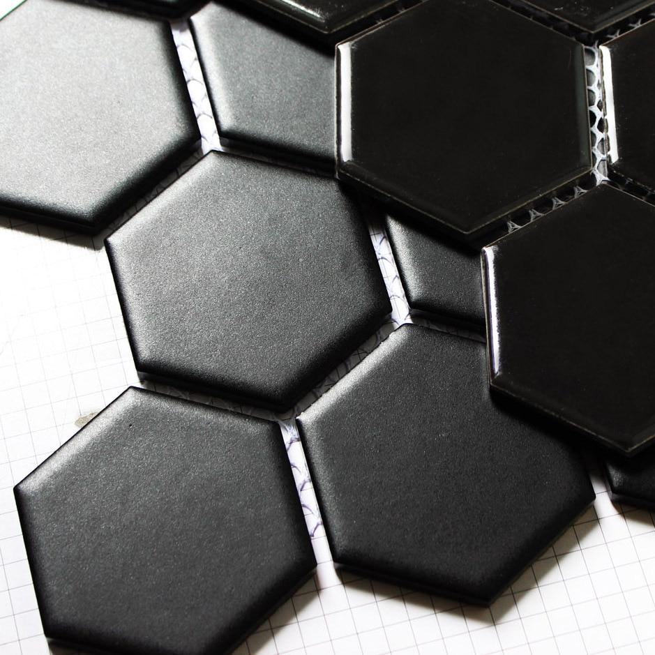 Matte Black Floor Tile Getpaidforphotoscom - Matt black bathroom tiles