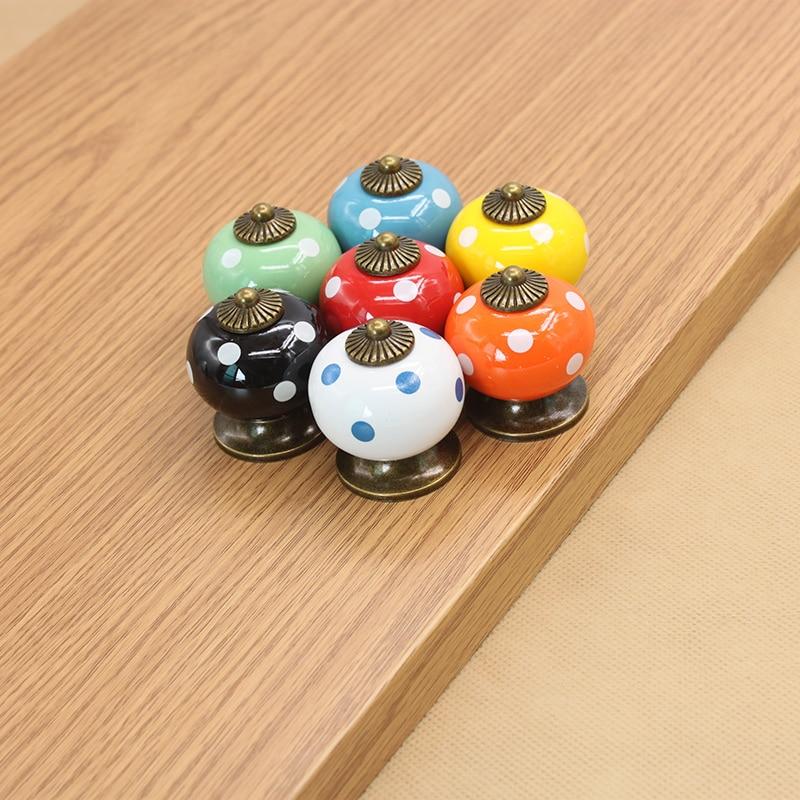 Decorative Kitchen Cabinet Knobs: Aliexpress.com : Buy Vintage Furniture Knobs Handle
