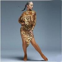 Костюмы для латиноамериканских танцев платье для танцев Для женщин пикантные шелковые бархат Костюмы для бальных танцев Танго Рубашки для